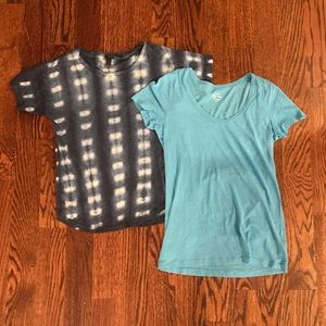 Set of 2 JCrew Tees
